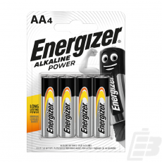 Energizer Alkaline Power LR06 AA battery