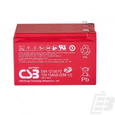 CSB Lead Acid Battery EVH12150