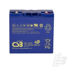 CSB Lead Acid Battery EVH12240