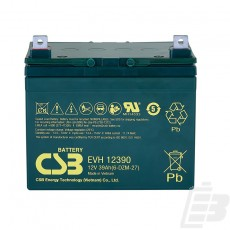 CSB Lead Acid Battery EVH12390