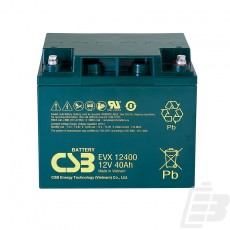 CSB LEAD BATTERY EVX12400