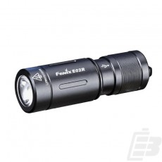 Fenix E02R Keychain light black