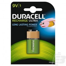 Duracell HR22 8,4V Rechargeable Battery 170mah 1