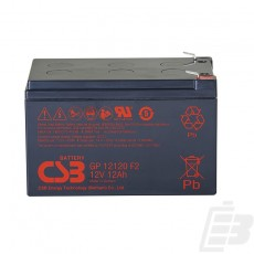 CSB Lead Acid Battery GP12120 1