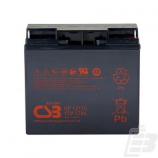 CSB Lead Acid Battery GP12170 1