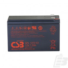 CSB Lead Acid Battery GPL1272 1