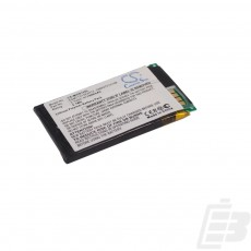 GPS battery Mitac Mio H610_1