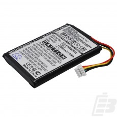 GPS battery Packard Bell Compasseo 500_1