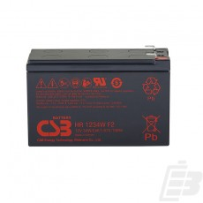CSB Lead Acid Battery HR1234W 1