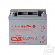 CSB Lead Acid Battery HRL12150W 1