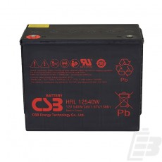 CSB Lead Acid Battery HRL12540WFR