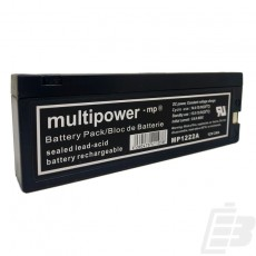 MultiEnergy Lead Acid Battery 12V 2.0Ah_1