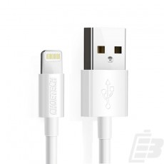 Choetech Lightning to USB White Cable 1.2m_1