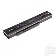 Laptop battery MSI CX640_1
