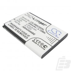 Mobile phone battery Samsung X660_1