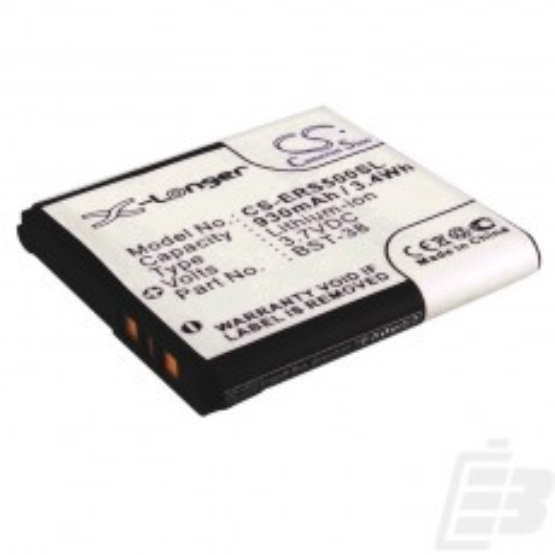 Mobile phone battery Sony Ericsson W995_1