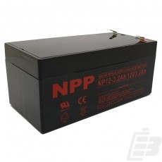 NPP Lead Acid Battery 12V 3.2Ah_1