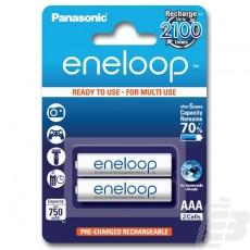 Eneloop AAA PreCharged Battery 750mah 1