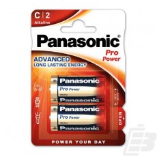 Panasonic Pro Power C Alkaline battery