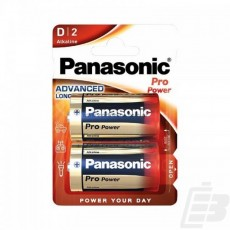 Panasonic Pro Power D Alkaline battery