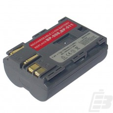 Camcorder battery Canon BP-511_1