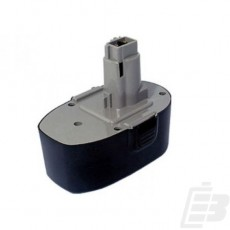 Power tool battery Black & Decker 18V 3.0Ah_1