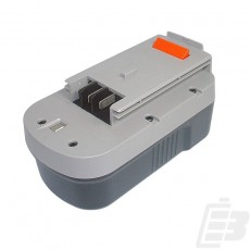 Power tool battery Black & Decker 18V 3.0Ah Ni_1