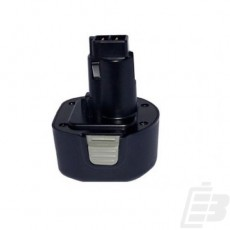 Power tool battery Black & Decker 9.6V 2.0Ah_1
