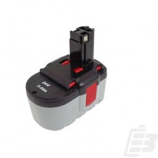 Power tool battery Bosch 24V 3.0Ah Ni_1
