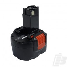 Power tool battery Bosch 9.6V 2.0Ah_1