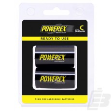 Powerex C PreCharged battery 5000mAh 1