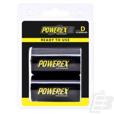 Powerex D PreCharged battery 10000mAh_1