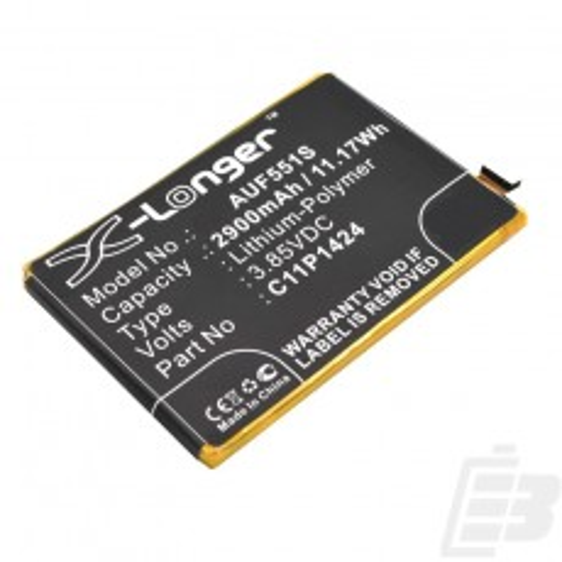 Smartphone battery Asus ZenFone Go_1