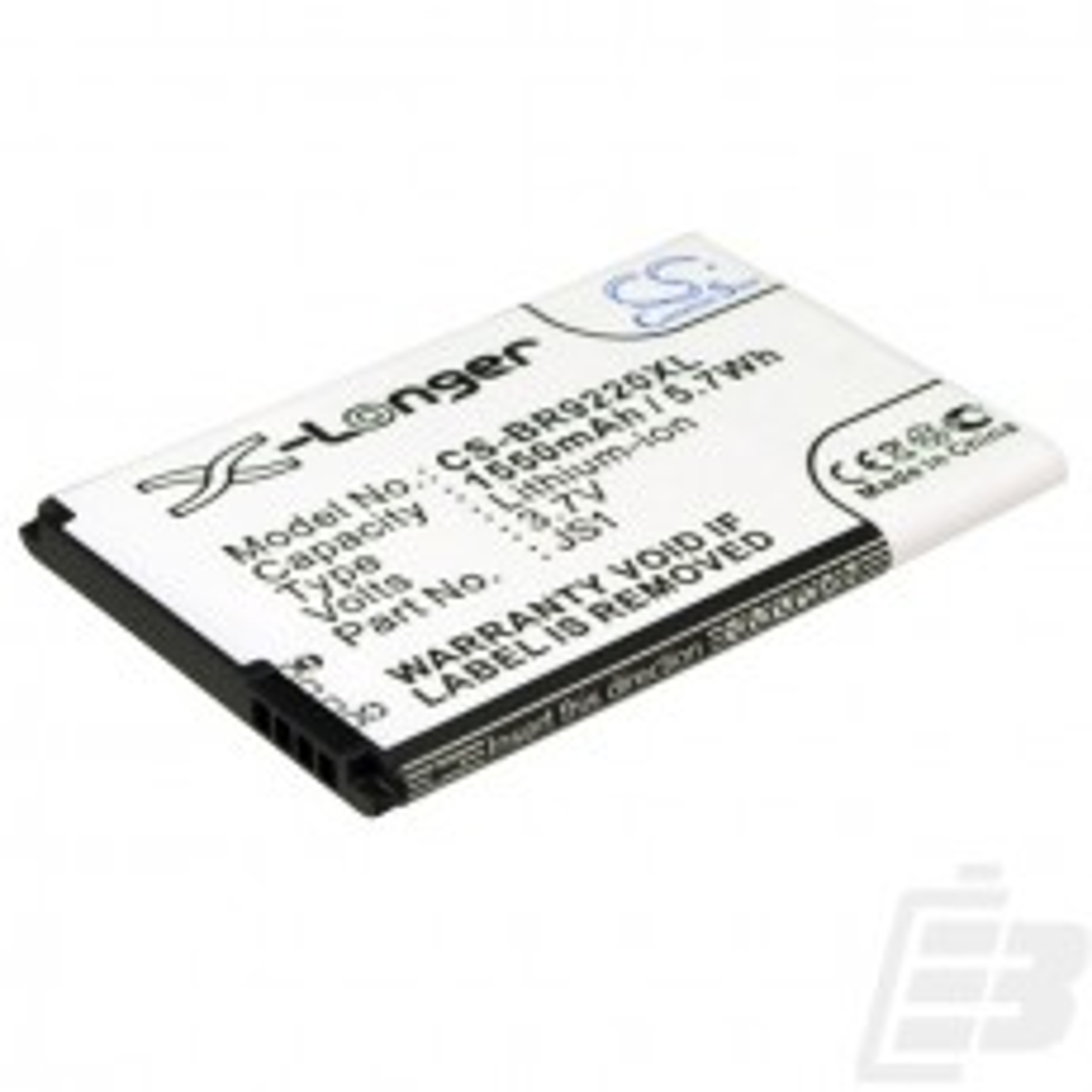 Smartphone battery Blackberry Curve 9320_1