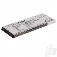 Smartphone battery Blackberry Z10_1