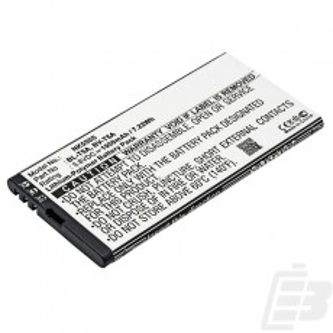 Smartphone battery Microsoft Lumia 550_1