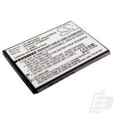 Smartphone battery Samsung Star 3 S5222_1