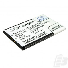Smartphone battery Sony Ericsson Xperia X10_1