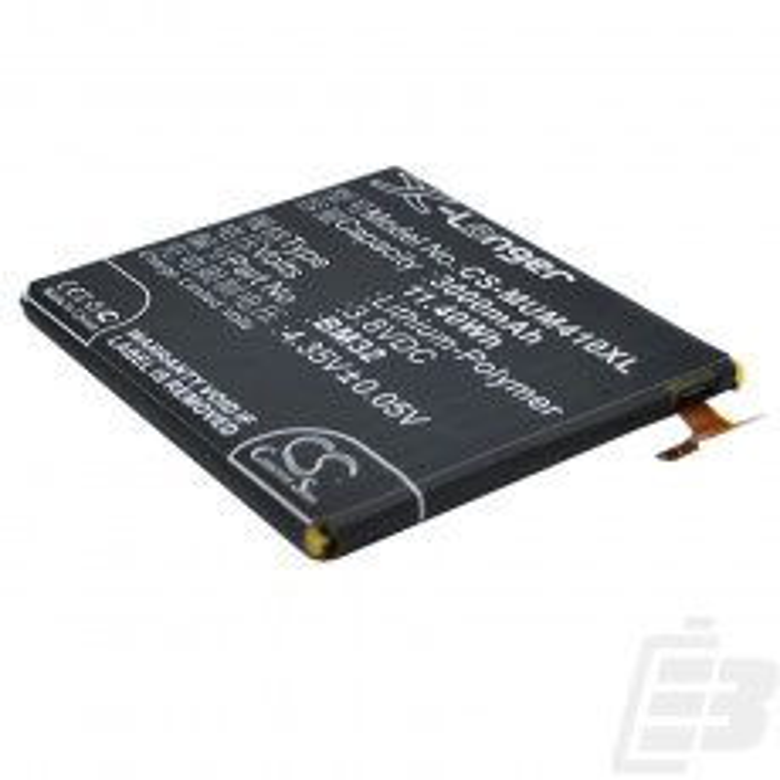 Smartphone battery Xiaomi mi4_1