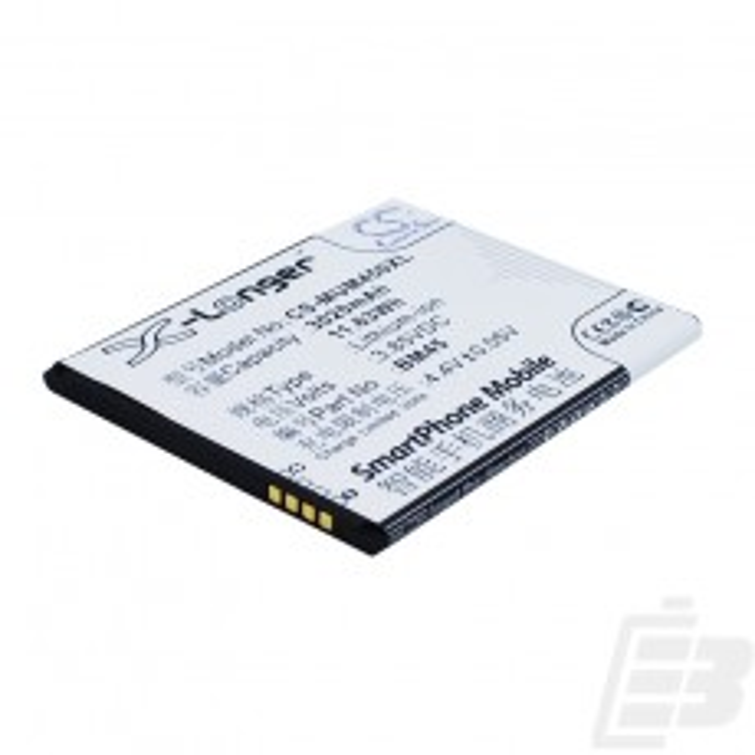Smartphone battery Xiaomi Note 2_1
