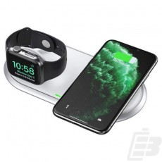 Choetech T317 2in1 Wirelless Charger