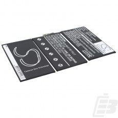 Tablet battery Apple iPad 2_1