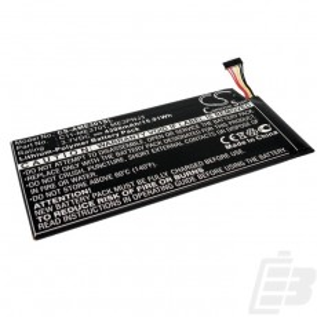 Tablet battery Google Nexus 7_1