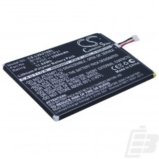 Tablet battery Lenovo Ideapad A2107_1