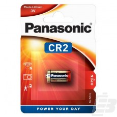 Panasonic Photo Power CR2 Lithium Battery