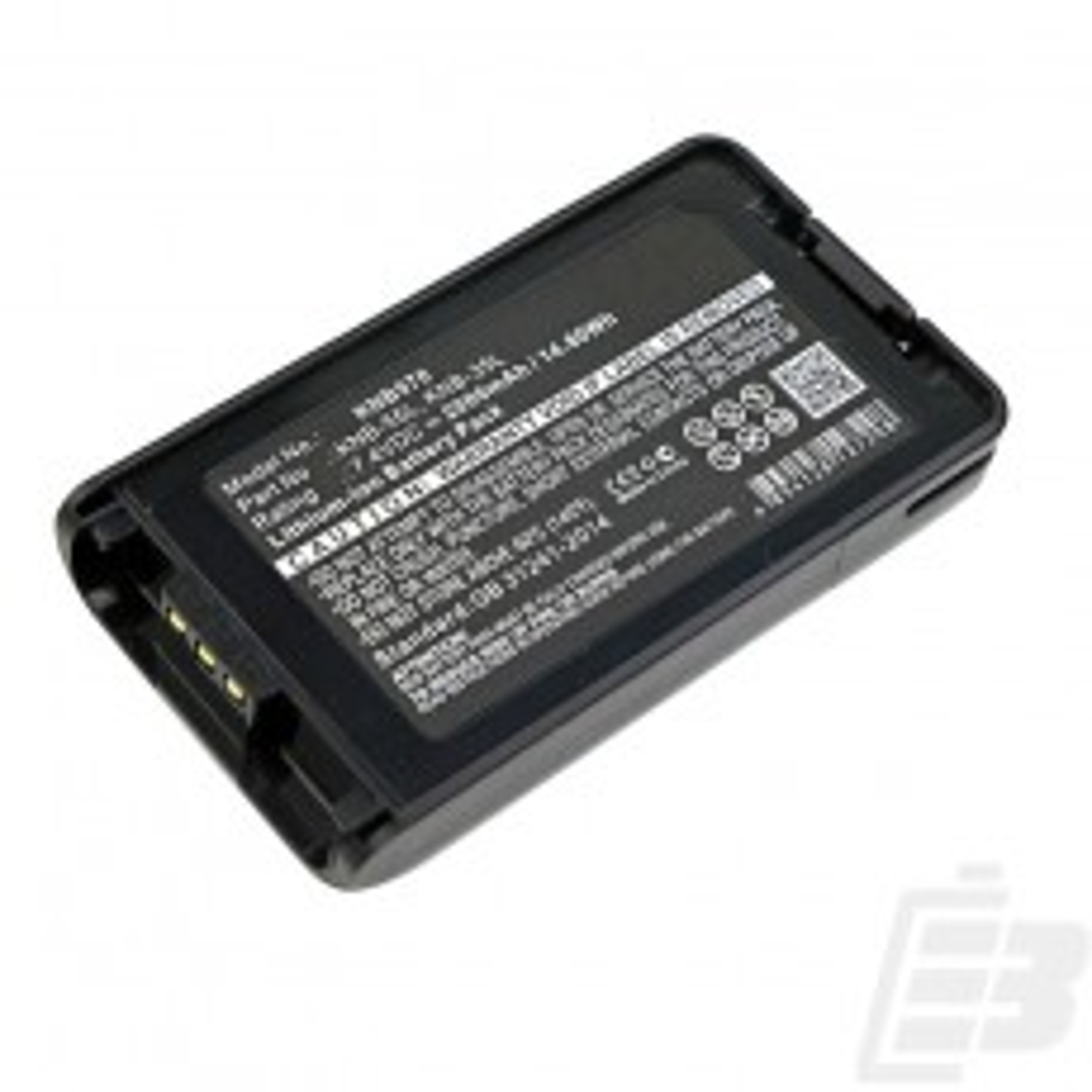 Two-Way radio battery Kenwood KNB-57L_1
