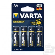 Varta Energy AA Alkaline LR06 battery