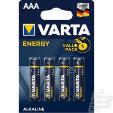 Varta Energy AAA Alkaline LR03 battery
