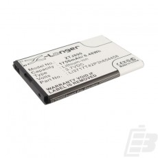 Wireless router battery ZTE MF63_1