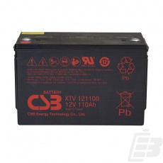 CSB Lead Acid Battery XTV121100